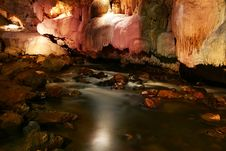 Free Tham Than Lot National Park, Cave,Hole, Royalty Free Stock Photos - 15527538
