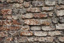 Free Brick Wall Royalty Free Stock Image - 15528216