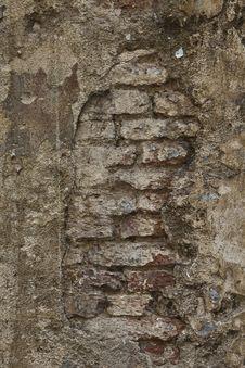 Free Brick Wall Royalty Free Stock Image - 15528226