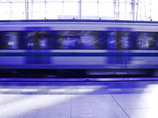 Free Subway Train Stock Photography - 15529552