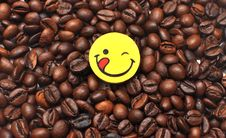 Free Yellow Smiley Stock Images - 15529814
