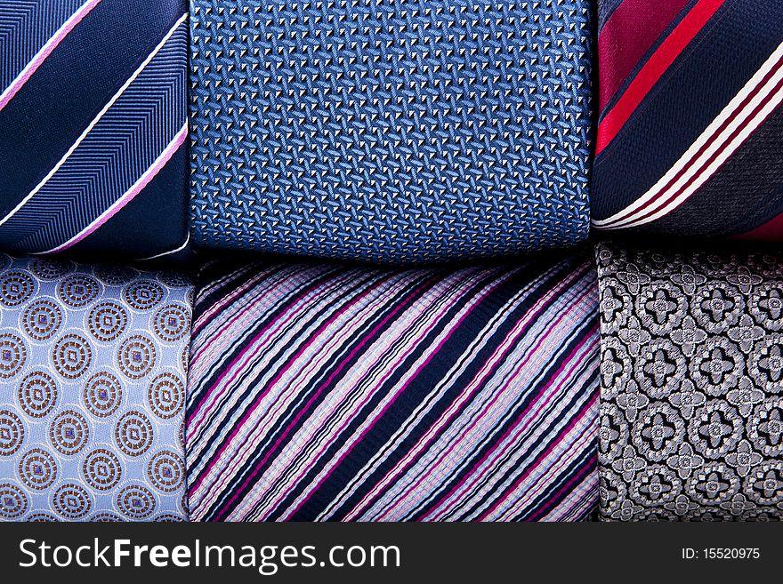 Tie background