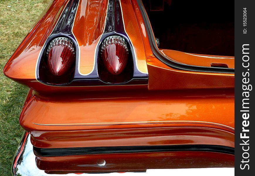Hot Rod Tail Lights