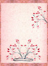 Free Background With A Plum Blossom Stock Photos - 15531453