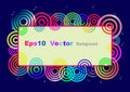 Free Eps10 Vector Card. Royalty Free Stock Photo - 15533665
