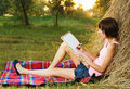 Free Lovely Girl Drawing In The Park Royalty Free Stock Photo - 15539565
