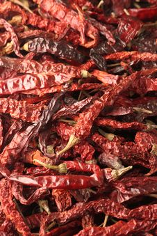 Free Red Chillies Royalty Free Stock Image - 15530576