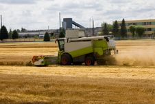 Free The Harvest Company (agriculture) Royalty Free Stock Images - 15530659