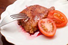 Free Pork Stock Images - 15530704