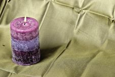 Free Relaxing Candlelight On Decoration Royalty Free Stock Photo - 15531755