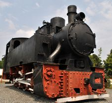Free Steam Locomotive Royalty Free Stock Photography - 15532267
