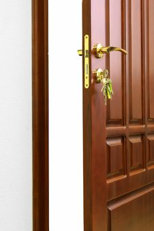 Free Doorway Stock Image - 15532431