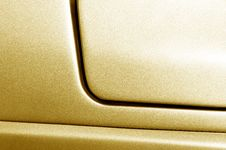 Golden Panel Stock Images