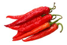 Free Red Hot Pepper Royalty Free Stock Photo - 15533295