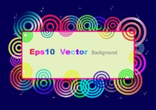 Free Eps10 Vector Card. Royalty Free Stock Photo - 15533665