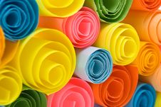 Free Multicolour Papers Royalty Free Stock Images - 15533999