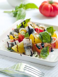 Free Tomatoes Salad Stock Photo - 15534630