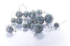 Free Decorative Modern Crystal Balls Stock Photos - 15535103
