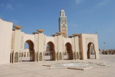 Free Arches At Mosque Royalty Free Stock Photography - 15535287