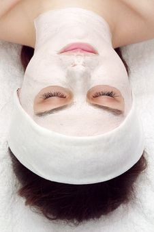 Free Mask On Face Stock Photography - 15538152