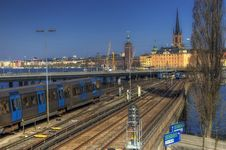 Free Stockholm Stock Photography - 15538262
