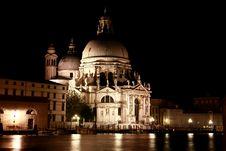Free Santa Maria Della Salute Stock Image - 15538531