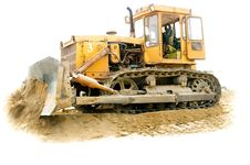 Free Bulldozer Stock Images - 15539034