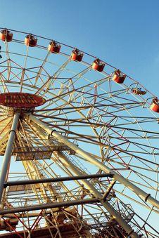 Free Big Wheel Royalty Free Stock Images - 15539039