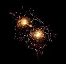 Free Firework Display Royalty Free Stock Photo - 15539065