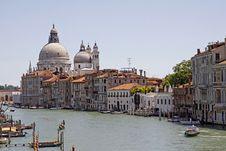 Free Venice, Church Of Santa Maria Della Salute Stock Photo - 15539260