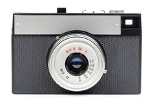 Free Film Camera Isolated Royalty Free Stock Photos - 15539548