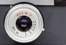 Free Lens Close-up Royalty Free Stock Photography - 15539557