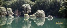 Free Lake Landscape Stock Image - 15539691
