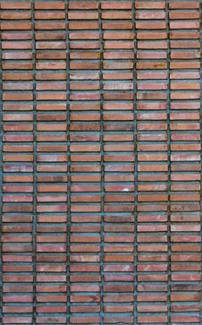 Free Texture Of Red Brick Wall Royalty Free Stock Photos - 15539898