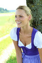 Free Bavarian Girl Royalty Free Stock Photography - 15548437