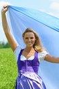 Free Bavarian Girl Stock Image - 15548601