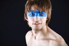 Free Blue Stock Image - 15540081