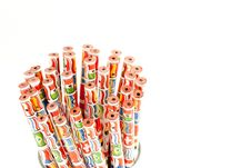 Free Bunch Of Pencil Royalty Free Stock Photos - 15540208