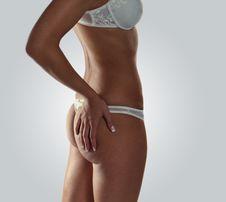 Free White Underwear Royalty Free Stock Image - 15540836