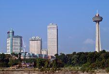 Free Businesses In Niagara Falls,canada Royalty Free Stock Image - 15541116