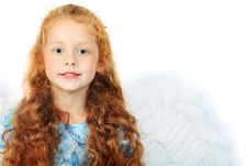 Free Little Angel Stock Images - 15541654