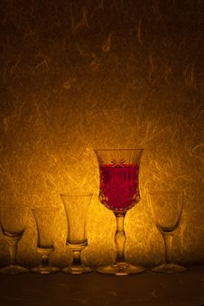 Free Red Wine Royalty Free Stock Photo - 15541885