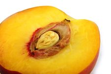 Free Nectarine Royalty Free Stock Photos - 15542118