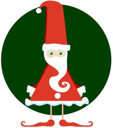 Free Original Santa Stock Photography - 15545762