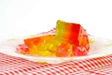 Free Jelly Stock Images - 15545764