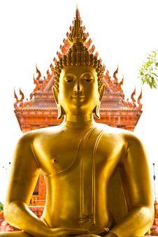 Free Buddism Statue Stock Photo - 15548940