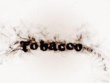 Free Word In Smoke Stock Photo - 15549260