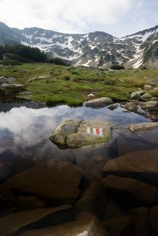 Free Sky Reflecting In Water Stock Photography - 15549502