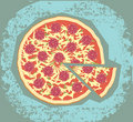 Free Pizza Royalty Free Stock Photography - 15550257