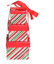 Free Three Gift Boxes With Ribbon Stock Photography - 15556452